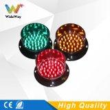 Personalizar rojo de 4 pulgadas en color ámbar módulo LED verde el semáforo