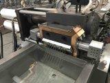 Reciclaje de plástico de alto rendimiento de la máquina de peletización de escamas de PET rallar