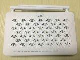 заводская цена 4LAN + 2телефон ++USB WiFi оптический сетевой терминал Gpon Ont для Zte F660