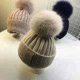 カスタムさまざまなカラー女性の帽子の帽子の冬の帽子