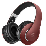 Picun auricular inalámbrico Bluetooth Auriculares Estéreo plegable tarjeta TF con Mic