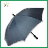 مظلة شعبيّة طويلة كبيرة لأنّ مطر و [سون]