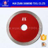 Точить диск диаманта для вырезывания плитки