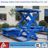 2 m de hauteur de levage hydraulique de levage de table de travail