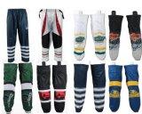 Projetar Faça a sua própria equipa de hóquei no gelo Fardas de hóquei personalizada camisolas com meias