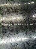 Tetto rivestito galvanizzato ondulato del metallo di Gi dello zinco delle lamiere di acciaio