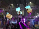 Anhebende Umdrehungs-Bildschirmanzeige-Maschinerie (YZ-P340)