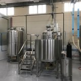 máquina de la cerveza de barril 600L, equipo de la cervecería, depósito de fermentación de la cervecería