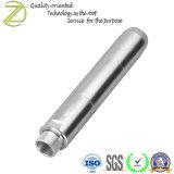 Servicio personalizado de latón chapado de zinc del eje de paletas