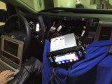 Cadre androïde de système de navigation de GPS pour la surface adjacente de vidéo de Toyota Sienna