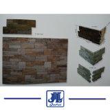 Piedra gris/roja/blanca natural de la cultura de la pizarra para el revestimiento de la pared