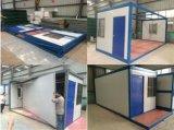 Incombustible plegable moderno contenedor prefabricado móvil Casa en venta caliente
