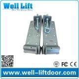 Le support inférieur en aluminium pour porte de garage sectionnelles