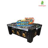 Машина таблицы игры короля 2 добавочная рыболовства океана машины видеоигры охотника рыб играя в азартные игры