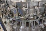 8000bph автоматическая стеклянную бутылку горячего наполнения машины