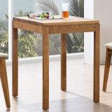 Tabella pranzante di legno quadrata B02-7