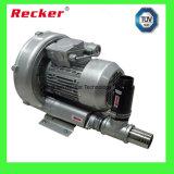 ventilador lateral do anel do ventilador do vortex do ventilador da canaleta 1.3kw para a aeração