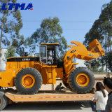 Chinois chargeur de roue de chariot élévateur de 18 tonnes