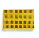 Anti-Slippery FRP/GRP rejilla moldeada con Micro Rejilla de malla para la plataforma