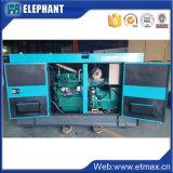 80kw Diesel van de Macht van 100kVA de Stille Reeks van de Generator