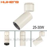 Certificación CE AEA 25W de luz LED regulable de mazorca vía