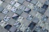 Het Behandelen van de Muur van de Zaal van het diner met het netwerk-AchterMozaïek van het Glas en van de Steen