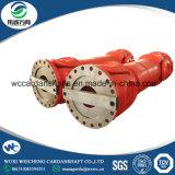 Eje cardánico SWC hecho personalizado para equipos de rodadura