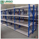 Long Span ajustáveis de aço estantes para armazém a carga de mercadorias