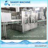 Machine Monobloc recouvrante remplissante de lavage d'eau potable purifiée et de l'eau minérale