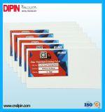 Tarjeta modificada para requisitos particulares de la espuma del PVC de la impresión de la pantalla de seda
