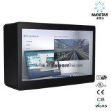 中国LG Samsung 3D透過LCDの表示