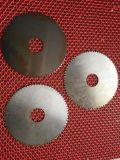 탄화물에 의하여 기울는 반원형 맷돌로 가는 절단기