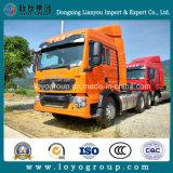 良質および競争価格のSinotruk HOWO T5g 6X4のトラクターのトラック