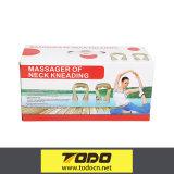 Correas del masaje de Shiatsu del coche del Massager de la parte posterior del hombro de la relajación del cuello del dispositivo del masaje con la calefacción