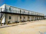 Het aangepaste Huis van de Container van het Comité van Sanwich van het Ontwerp Geprefabriceerd huis Vervaardigde