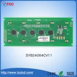 LCD van de MAÏSKOLF van Syb240X64 CV11 Module 24064 van de Vertoning 240*64 LCD