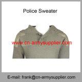 卸し売り安い中国の軍のウールの警察の軍隊のオリーブ色のジャンパー