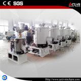 Impastatrice calda del PVC di prezzi di fabbrica e fredda di plastica ad alta velocità