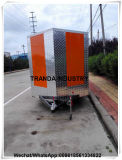 O melhor projeto de Tranda que está caminhões móveis do restaurante