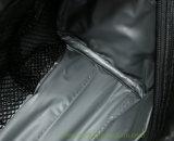 Les hommes promotionnels imperméabilisent le sac cosmétique de lavage de renivellement de course avec le traitement du côté