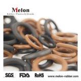 Productos de goma de resistencia al calor la norma ASTM D2000 Aflas JUNTA TÓRICA