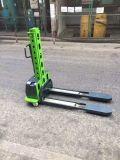 Case/chariot élévateur portatifs électriques de main de levage de palette de charge d'individu de pièces de chariot élévateur