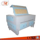 刺繍(JM-1480H-CCD)のための高く有効なレーザーの打抜き機