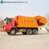 판매를 위한 12m3 Sinotruk 패물 트럭 20cbm HOWO 쓰레기 트럭