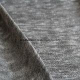 Panno morbido di effetto di stampa del catione micro (il nero)