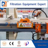 Dzの自動布PLCが付いている洗浄システム区域フィルター出版物機械