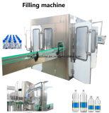 Frasco de plástico automático do equipamento de embalagem de enchimento de água