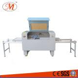 Ровный Exchangeable автомат для резки лазера с помогающий экономить время конструкцией (JM-1080T-MT)