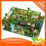 Playhouse dell'interno dei bambini del campo da giuoco del labirinto molle del gioco