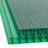 Haltbares Lexan Polycarbonat-Höhlung-Panel für Stadion-Dach